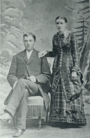Photo of Sydney and Minerva Fretwell